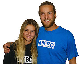 Marie and Jonny are the center manager of KBC Sicily