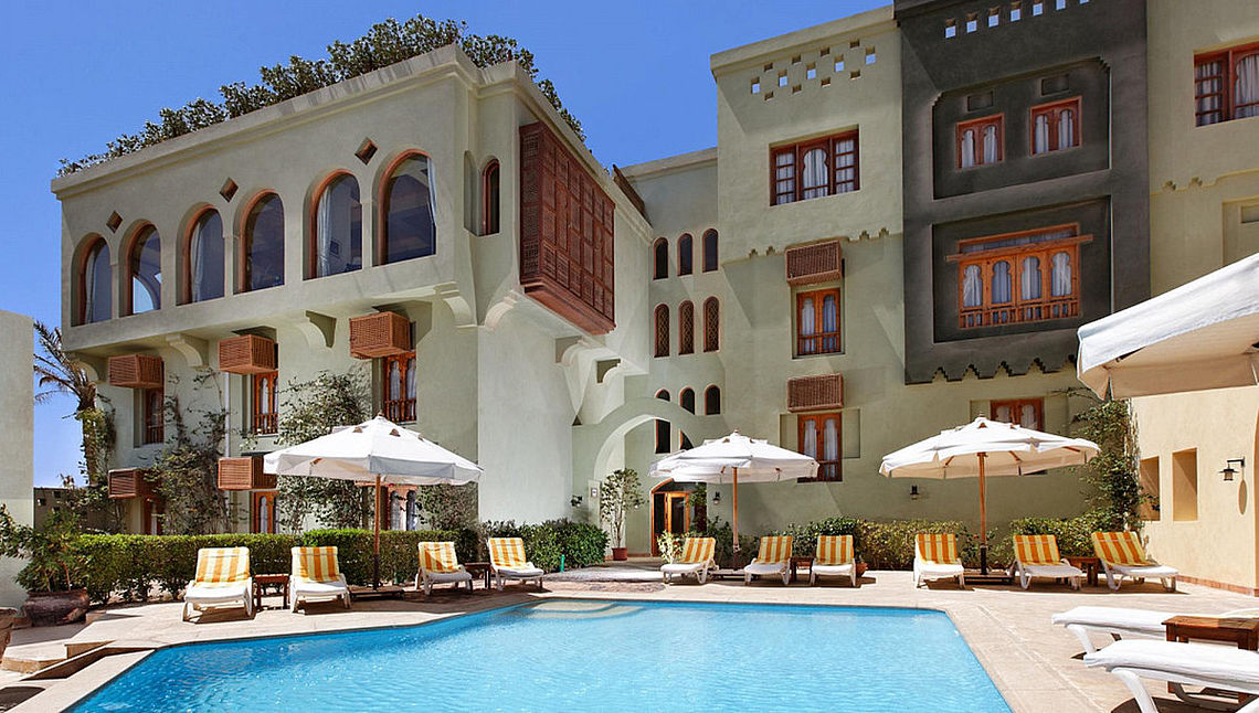 [Translate to english:] Hotel Ali Pasha El Gouna