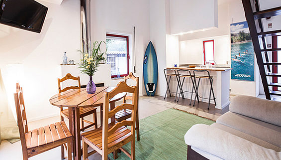 Surf Appartement in Portugal
