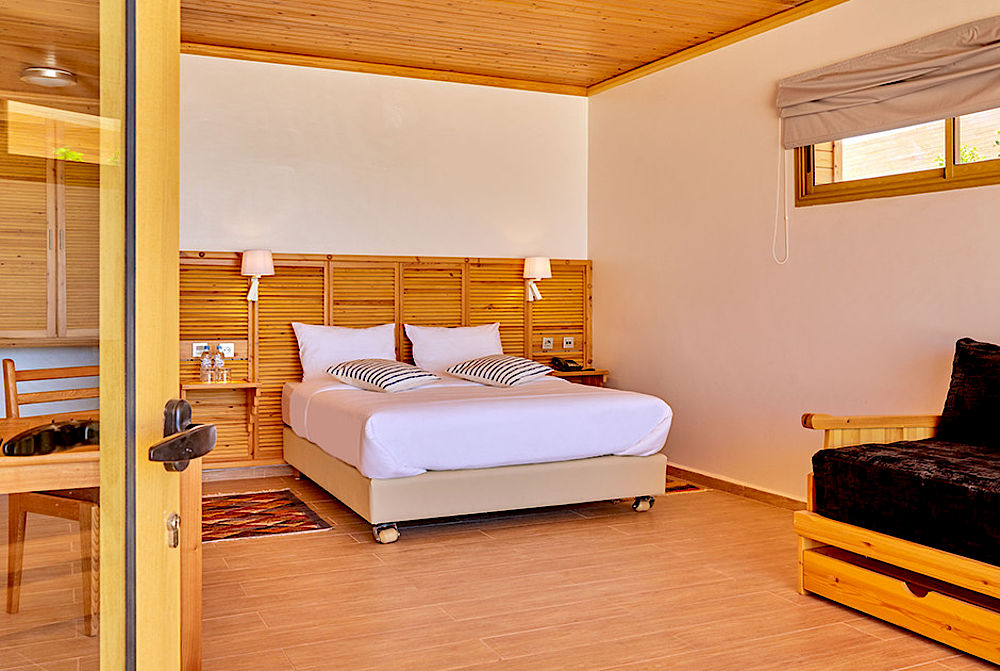 Deluxe Bungalow at Hotel Dakhla Club in Morocco