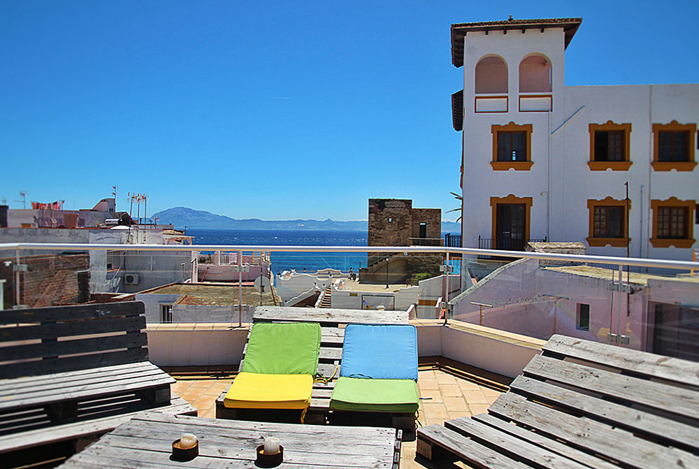 Accomodation for surfers in Tarifa at KBC Tarifa