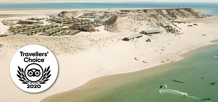 F-ONE Kiteschool KBC in Dakhla - rental, courses and service with hotel