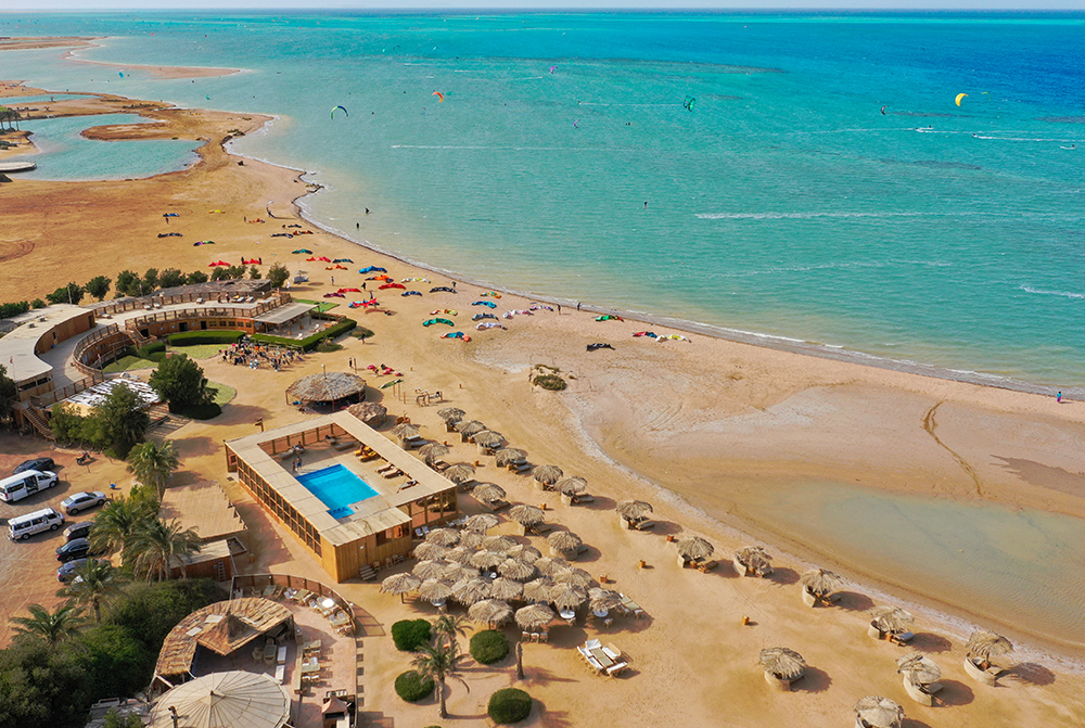 Kitesurfen El Gouna KBC Center