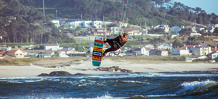 Kiteaction in Portugal